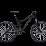 Bicicletas Modelos 2016 Ghost MTB Doble Suspensión SL AMR 27,5´´ SL AMR LC 6 Código modelo: MY2016 SLAMR 6 LC BLACK BLACK V 01