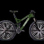 Bicicletas Modelos 2016 Ghost MTB Doble Suspensión SL AMR 27,5´´ SL AMR LC 6 Código modelo: MY2016 SLAMR 6 LC DARKGREEN WHITE V 01