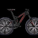 Bicicletas Modelos 2016 Ghost MTB Doble Suspensión SL AMR X 27,5´´ SL AMR X LC 10 Código modelo: MY2016 SLAMR X 10 LC BLACK RED DARKRED V 01