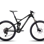 Bicicletas Modelos 2016 Ghost MTB Doble Suspensión SL AMR X 27,5´´ SL AMR X 5 Código modelo: MY2016 SLAMR X 5 BLACK GRAY DARKGRAY V 01