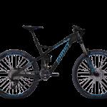 Bicicletas Modelos 2016 Ghost MTB Doble Suspensión SL AMR X 27,5´´ SL AMR X 7 Código modelo: MY2016 SLAMR X 7 BLACK BLUE DARKBLUE V 01