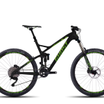 Bicicletas Modelos 2016 Ghost MTB Doble Suspensión SL AMR X 27,5´´ SL AMR X LC 8 Código modelo: MY2016 SLAMR X 8 LC BLACK GREEN DARKGREEN V 01