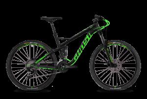 Bicicletas Ghost MTB Doble Suspensión Kato FS GHOST KATO FS 2.7 AL Código modelo: Csm MY18 KATO FS 2 7 AL U NIGHTBLACK NEONGREEN 18KA6002 1f187e10b4