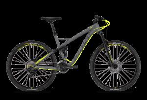 Bicicletas Ghost MTB Doble Suspensión Kato FS GHOST KATO FS 3.7 AL Código modelo: Csm MY18 KATO FS 3 7 AL U MICROCHIPGRAY NEONYELLOW 18KA6014 Db1b11cd97