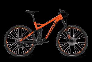 Bicicletas Ghost MTB Doble Suspensión Kato FS GHOST KATO FS 5.7 AL Código modelo: Csm MY18 KATO FS 5 7 AL U NEONORANGE NIGHTBLACK 18KA6044 Fda671c0bc