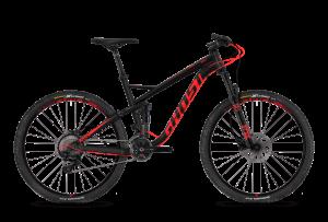 Bicicletas Ghost MTB Doble Suspensión Kato FS GHOST KATO FS 5.7 AL Código modelo: Csm MY18 KATO FS 5 7 AL U NIGHTBLACK NEONRED 18KA6038 F05cd10ddd