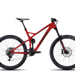 Bicicletas Modelos 2016 Ghost MTB Doble Suspensión FR AMR 27,5´´ FR AMR LC 10 Código modelo: MY2016 FRAMR 10 LC BLACK RED V 01