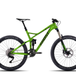 Bicicletas Modelos 2016 Ghost MTB Doble Suspensión FR AMR 27,5´´ FR AMR 7 Código modelo: MY2016 FRAMR 7 GREEN BLACK V 01