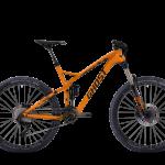 Bicicletas Modelos 2017 Ghost MTB Doble Suspensión FR AMR LC 8 Código modelo: MY2016 FRAMR 8 LC ORANGE BLACK V 01