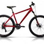 Bicicletas Modelos 2016 Megamo Hardtail 27.5″ MT2 Código modelo: Mt2 RED