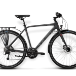 Bicicletas Modelos 2016 Kross Trekking Trans Africa Código modelo: Trans Africa Black Maroon Matte