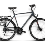 Bicicletas Modelos 2016 Kross Trekking Trans Arctica Código modelo: Trans Arctica Graphite Maroon Matte