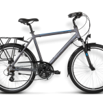 Bicicletas Modelos 2016 Kross Trekking Trans India Código modelo: Trans India Graphite Blue Matte