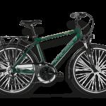 Bicicletas Modelos 2016 Kross Trekking Trans India Código modelo: Trans India Green Platinum Matte