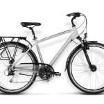 Bicicletas Modelos 2016 Kross Trekking Trans Pacific Código modelo: Trans Pacific Gray Brown Matte