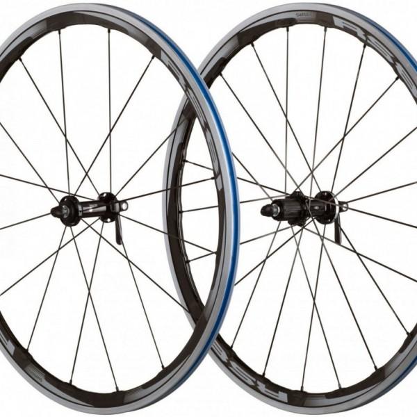Juego ruedas Shimano RS81 C35 Foto 1