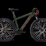 Bicicletas Modelos 2017 Ghost MTB Rígidas Kato 29´´ 27,5´´ KATO 5 Código modelo: GHOST Kato 5 Al 27 5 U Forestgreen Armygreen Neonred