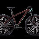 Bicicletas Ghost MTB Rígidas Kato 29´´ 27,5´´ KATO 7 AL Código modelo: 17ta4180 My17 Kato 7 Al 29 U Marsalared Cranberryred Jadeblue
