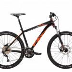 Bicicletas Modelos 2017 Felt MTB Rígidas SERIE 7 27.5´´ 7 Seventy Código modelo: 2017 7 Seventy Matte Black