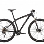 Bicicletas Modelos 2017 Felt MTB Rígidas NINE 29´´ NINE 30 Código modelo: 2017 Nine 30 Matte Black