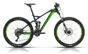 Bicicletas Modelos 2018 Megamo Montaña XC/XR DOBLES XR 10 27.5″ Código modelo: 27 5 XR 10  GREEN