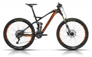 Bicicletas Modelos 2018 Megamo Montaña XC/XR DOBLES XR 10 27.5″ Código modelo: 27 5 XR 10  ORANGE