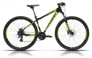 Bicicletas Modelos 2018 Megamo Montaña Natural 29´´/27,5´´ Natural 50 Código modelo: 29 NATURAL 50 BLACK
