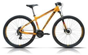 Bicicletas Megamo Montaña Natural 29´´/27,5´´ Natural 50 Código modelo: 29 NATURAL 50 ORANGE