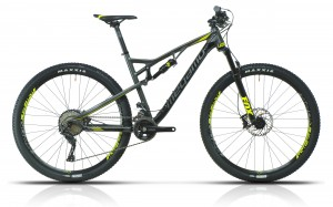 Bicicletas Modelos 2018 Megamo Montaña XC/XR DOBLES XC 05 29″ Código modelo: 29 XC 05 GREY