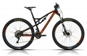 Bicicletas Modelos 2018 Megamo Montaña XC/XR DOBLES XC 10 29″ Código modelo: 29 XC 10  BLACK
