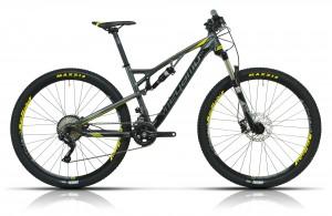 Bicicletas Modelos 2018 Megamo Montaña XC/XR DOBLES XC 10 29″ Código modelo: 29 XC 10  GREY