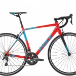 Bicicletas Modelos 2017 Felt Carretera Felt Serie FR FR40 Código modelo: Felt 2017 Fr40 Red