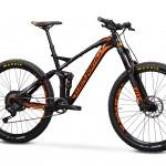 Bicicletas Modelos 2018 Megamo Montaña XC/XR DOBLES XR 05 27,5″ Código modelo: XR 05 NARANJA