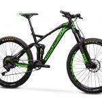Bicicletas Modelos 2018 Megamo Montaña XC/XR DOBLES XR 05 27,5″ Código modelo: XR 05 VERDE