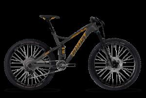 Bicicletas Modelos 2018 Ghost MTB Doble Suspensión SL AMR X GHOST SL AMR X 8 LC Código modelo: Csm 17am1069 Slamr X 8 Lc U 27 5 Titaniumgray Darkcaneyellow Caneyellow 290e3f938b