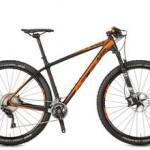 Bicicletas Modelos 2017 KTM MTB Rígida MYROON 29 Código modelo: Myroon 29 Master 22 11 Black Matt Orange Cs