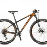 Bicicletas Modelos 2017 KTM MTB Rígida MYROON 29 Código modelo: Myroon 29 Master 12 Black Matt Orange