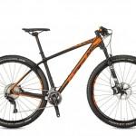 Bicicletas Modelos 2017 KTM MTB Rígida MYROON 29 Código modelo: Myroon 29 Master 2211 Black Matt Orange