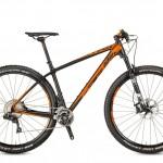 Bicicletas Modelos 2017 KTM MTB Rígida MYROON 29 Código modelo: Myroon 29 Master 22 Di2 Black Matt Orange