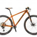 Bicicletas Modelos 2017 KTM MTB Rígida MYROON 29 Código modelo: Myroon 29 Prestige 12 Black Matt Orange