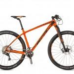 Bicicletas Modelos 2017 KTM MTB Rígida MYROON 29 Código modelo: Myroon 29 Prestige 22 Black Matt Orange