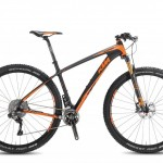 Bicicletas Modelos 2017 KTM MTB Rígida MYROON 29 Código modelo: Myroon 29 Prestige Di2 48 Matt Carbonorange