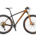 Bicicletas Modelos 2017 KTM MTB Rígida MYROON 29 Código modelo: Myroon 29 Sonic 12 Black Matt Orange