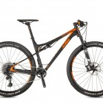Bicicletas Modelos 2017 KTM MTB Full Suspension SCARP 29 Código modelo: Scarp 29 Master 12 Black Matt Orange
