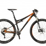 Bicicletas Modelos 2017 KTM MTB Full Suspension SCARP 29 Código modelo: Scarp 29 Master 2f Black Matt Orange
