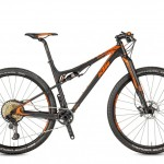 Bicicletas Modelos 2017 KTM MTB Full Suspension SCARP 29 Código modelo: Scarp 29 Prestige 12 Black Matt Orange