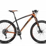 Bicicletas KTM MTB Rígida MYROON 27,5 Código modelo: Myroon 27 Prestige Rs1 48 Matt Carbonorange