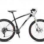 Bicicletas KTM MTB Rígida MYROON 27,5 Código modelo: Myroon 27 Prime 2f 48 Carbonwhiteorange