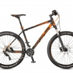 Bicicletas KTM MTB Rígida ULTRA 27 Código modelo: Ultra 1964 Ltd 27 20s30s Black Matt Orange