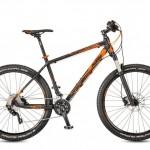 Bicicletas Modelos 2017 KTM MTB Rígida ULTRA 27 Código modelo: Ultra 1964 Ltd 27 20s30s Black Matt Orange